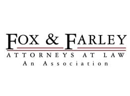 Fox and Farley Attorneys at Law